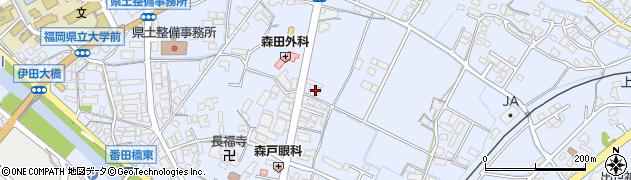 共和自動車株式会社 田川営業部周辺の地図