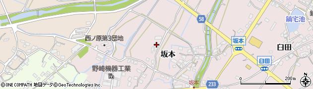 株式会社京築防音工事センター周辺の地図