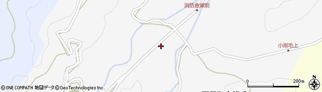 大分県国東市国見町小熊毛1033周辺の地図