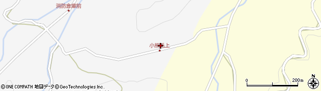 大分県国東市国見町大熊毛541周辺の地図