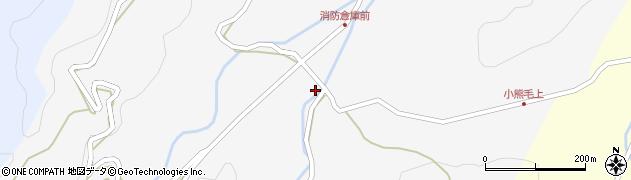 大分県国東市国見町小熊毛1040周辺の地図