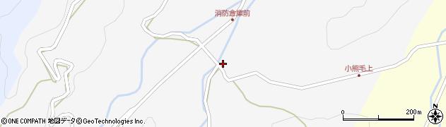 大分県国東市国見町小熊毛510周辺の地図