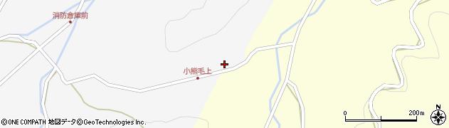 大分県国東市国見町大熊毛519周辺の地図