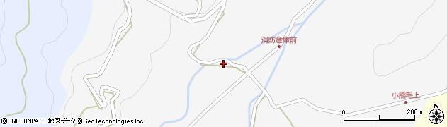 大分県国東市国見町小熊毛1119周辺の地図
