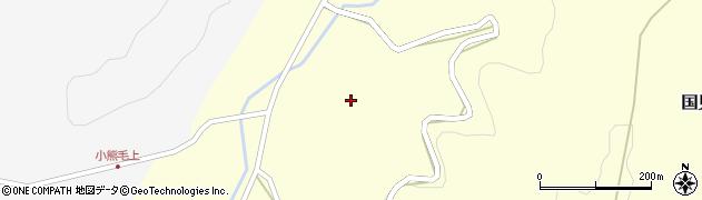大分県国東市国見町大熊毛1915周辺の地図