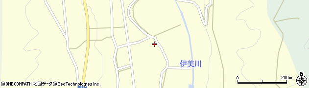 大分県国東市国見町野田764周辺の地図