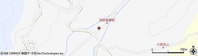 大分県国東市国見町小熊毛2124周辺の地図