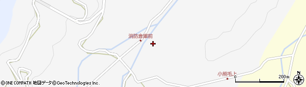 大分県国東市国見町小熊毛492周辺の地図