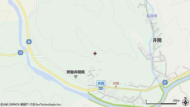 〒649-5303 和歌山県東牟婁郡那智勝浦町井関の地図