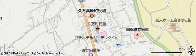 久万高原町役場 久万高原町教育委員会周辺の地図