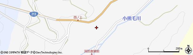 大分県国東市国見町小熊毛2312周辺の地図