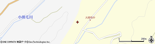 大分県国東市国見町大熊毛313周辺の地図