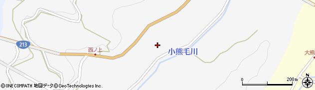 大分県国東市国見町小熊毛2338周辺の地図