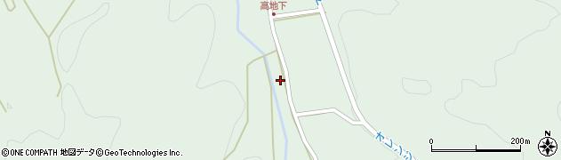 大分県国東市国見町櫛来2609周辺の地図