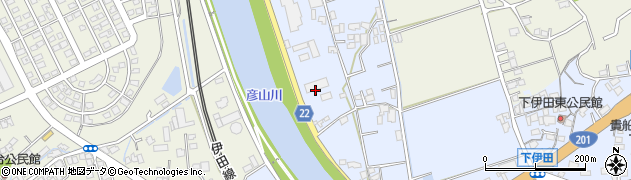 株式会社上田廣士本店周辺の地図