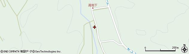 大分県国東市国見町櫛来2610周辺の地図
