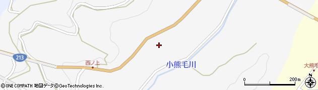 大分県国東市国見町小熊毛2335周辺の地図