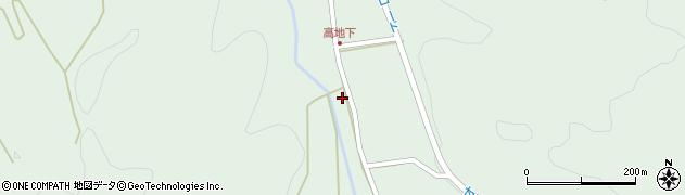 大分県国東市国見町櫛来2611周辺の地図