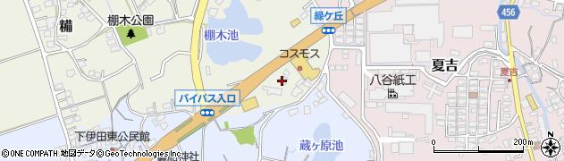 福勝電装株式会社周辺の地図