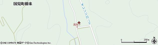 大分県国東市国見町櫛来2658周辺の地図