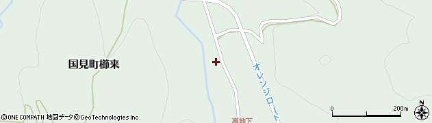 大分県国東市国見町櫛来2862周辺の地図