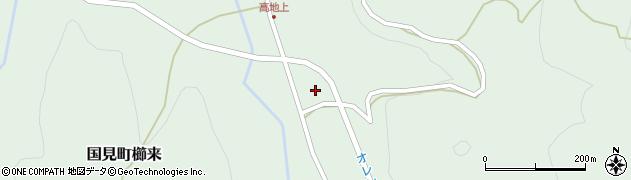 大分県国東市国見町櫛来2884周辺の地図