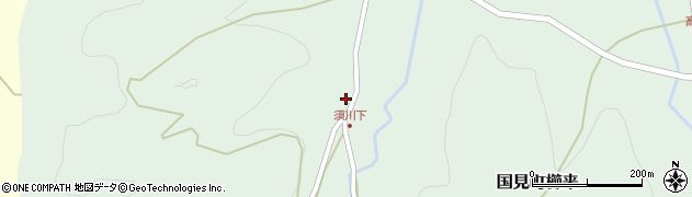大分県国東市国見町櫛来946周辺の地図