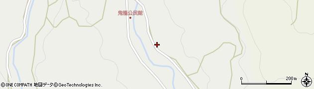 大分県国東市国見町鬼籠1576周辺の地図