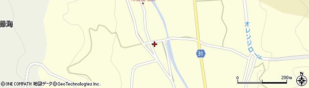 大分県国東市国見町野田2545周辺の地図