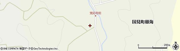 大分県国東市国見町櫛海1718周辺の地図