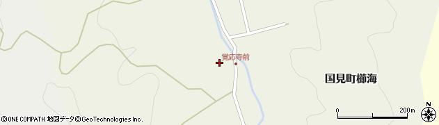 大分県国東市国見町櫛海1728周辺の地図