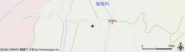 大分県国東市国見町鬼籠503周辺の地図