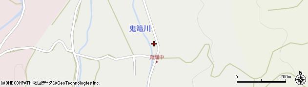 大分県国東市国見町鬼籠1644周辺の地図