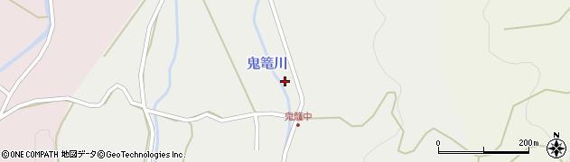 大分県国東市国見町鬼籠1652周辺の地図