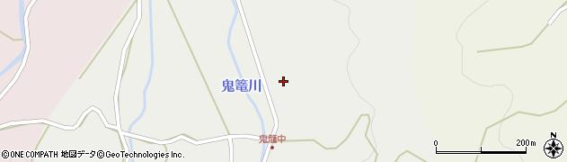 大分県国東市国見町鬼籠1657周辺の地図