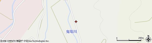 大分県国東市国見町鬼籠1696周辺の地図