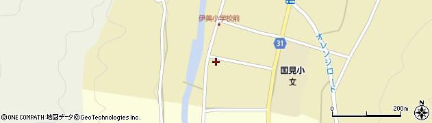 大分県国東市国見町中901周辺の地図