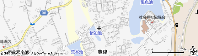 有限会社松本コンサルタント みやこ営業所周辺の地図