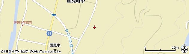 大分県国東市国見町中357周辺の地図