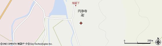 大分県国東市国見町鬼籠雲崎周辺の地図