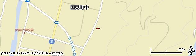 大分県国東市国見町中347周辺の地図