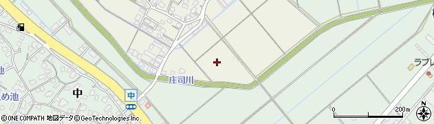 福岡県飯塚市津島周辺の地図