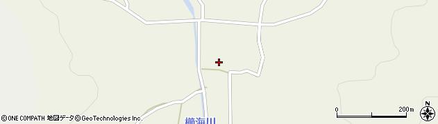 大分県国東市国見町櫛海380周辺の地図