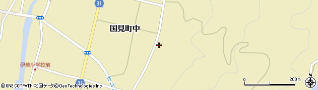 大分県国東市国見町中366周辺の地図