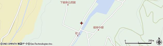 大分県国東市国見町櫛来45周辺の地図