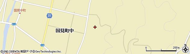 大分県国東市国見町中381周辺の地図