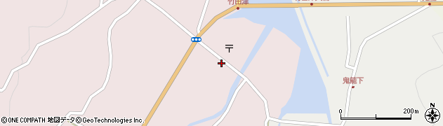 大分県国東市国見町竹田津3589周辺の地図