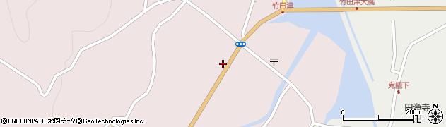 大分県国東市国見町竹田津3567周辺の地図