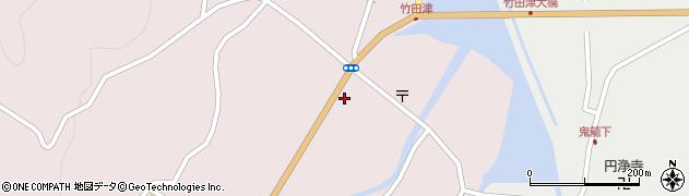 大分県国東市国見町竹田津3732周辺の地図