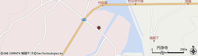 大分県国東市国見町竹田津周辺の地図